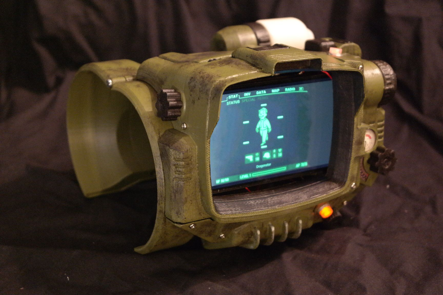 Forget About The Fallout 4 Pip Boy Edition And 3D Print