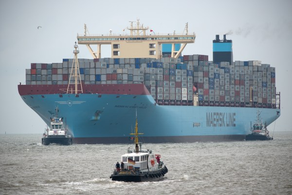 The MSC Oscar just became the world's biggest container ...