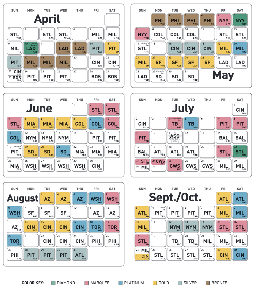Meghan Mccain Thin: 2019 Cubs Printable Schedule