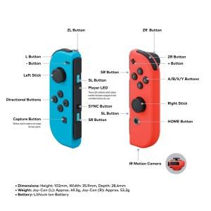 Nintendo Switch JoyCon controller does some amazing