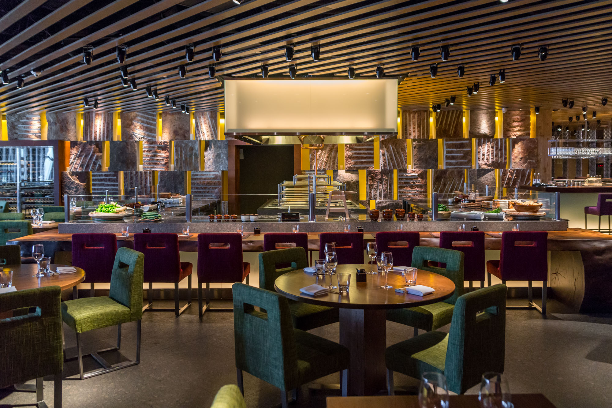Japanese Grill Restaurant London