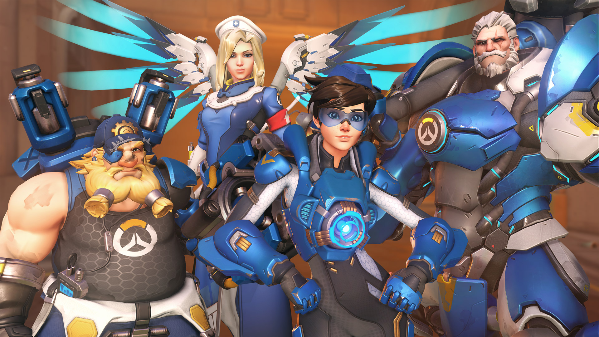 Overwatchs Newest Event Uprising Goes Live Polygon