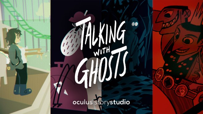 Talking with Ghosts