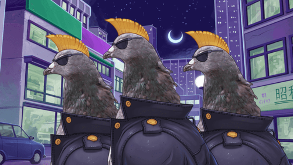 Hatoful Boyfriend the dating sim is delayed to September 4th