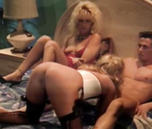 Threesome Pound Session In The Bedroom With A Lusty P J Sparxx