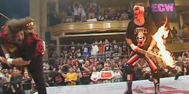 Mick Foley's 13 Most Hardcore Moments – Page 11