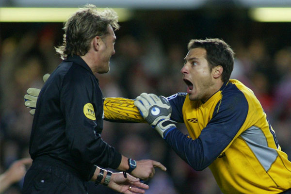 Carlo Cudicini is one of the Best Arsenal goalkeepers ever
