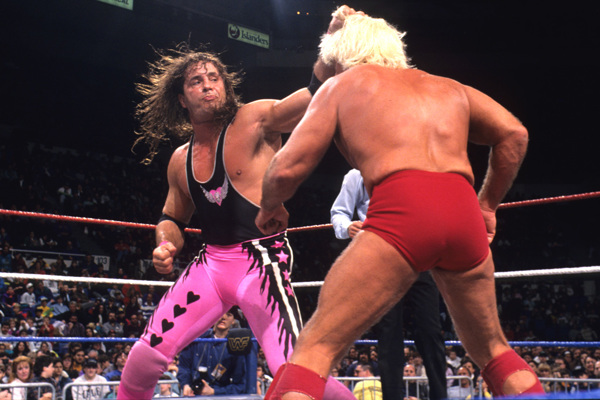 7 Rare Bret Hart Wrestling Matches You Must See – Page 5