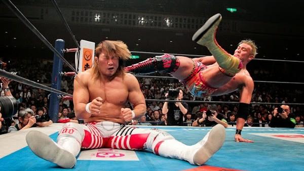 Tale Of The Feud: Hiroshi Tanahashi vs Kazuchika Okada – Ramblings About Wrestling