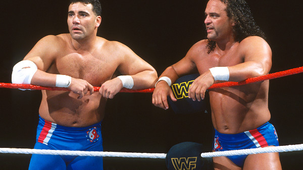 10 Most Criminally Underrated Wrestlers In History – Page 8 / Can Am Express