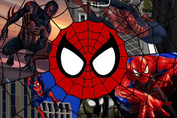 10 Best Spider Man Video Games