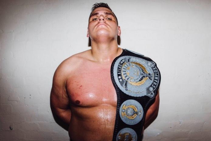 Image result for walter wrestler