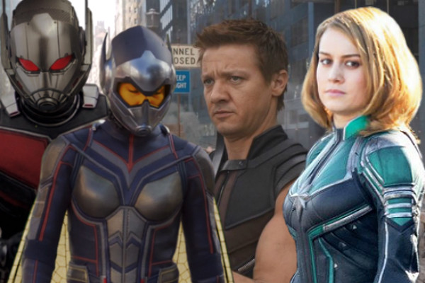 New Ant Man And The Wasp Trailer Prompts Fan Theories On Connection To Avengers Infinity War