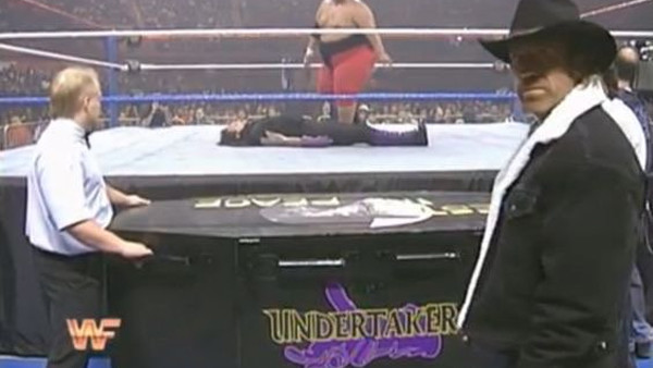 Every WWE Casket Match Ranked From Worst To Best – Page 20