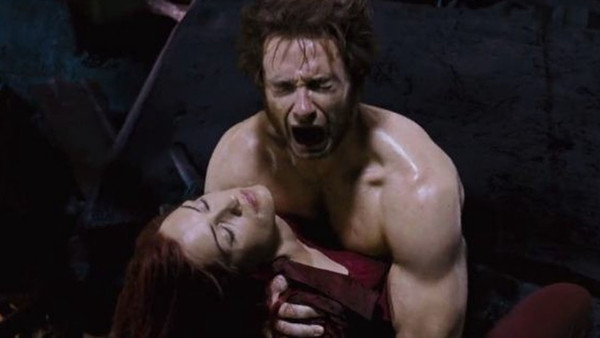 Image result for wolverine kills jean