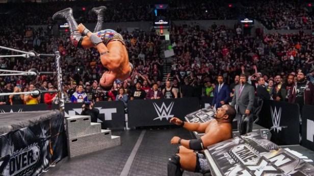 10 Hidden Gem WWE NXT TakeOver Matches That Deserve A Rewatch