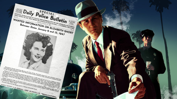 L.A. Noire: The True Story Behind The Black Dahlia