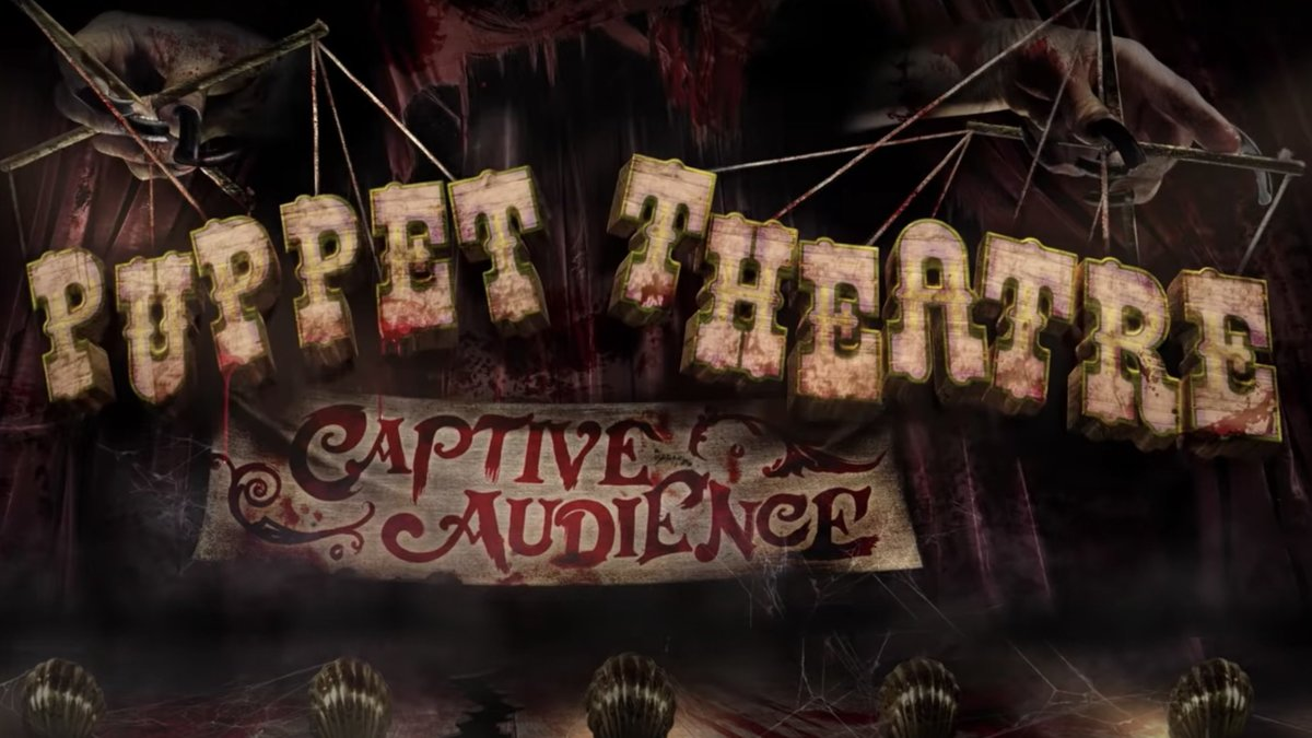 While we receive compensation when you click links to partners, they do not influence our content. Universal Orlando's Halloween Horror Nights 2021 Announce Puppet Theater: Captive Audience