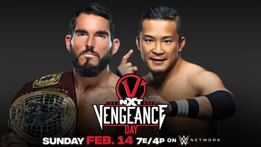 Image result for nxt vengeance day