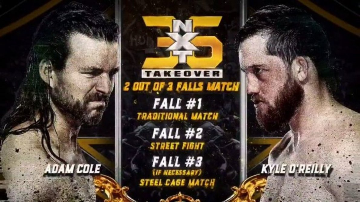 Undisputed Finale', Title Match Added To NXT TakeOver 36 Card