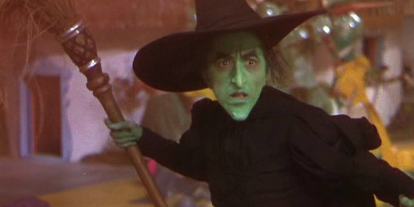 0 Wicked Witch Of The West
