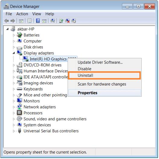 Windows 7 - Диспетчер устройств - Windows Wally
