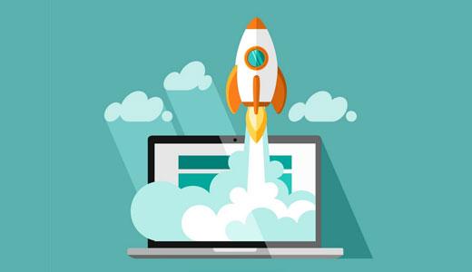 Launching a WordPress site