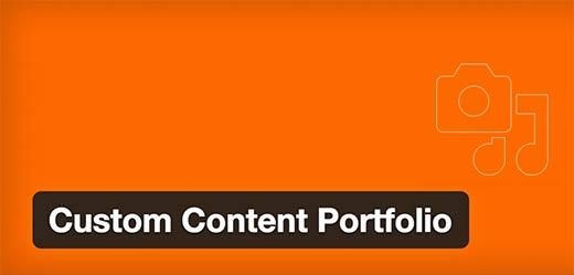 Custom Content Portfolio
