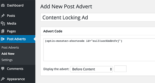 Site wide content lock in WordPress