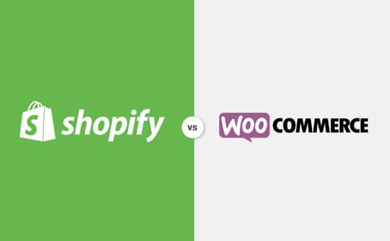 Shopify против WooCommerce