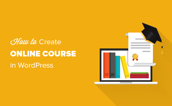 Creating online learning course in WordPress using LearnDash