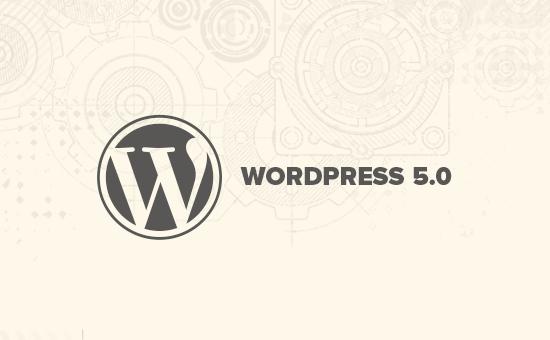 What's new in WordPress 5.0