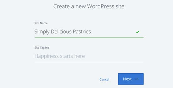 how to create a wordpress website for beginners - bluehost