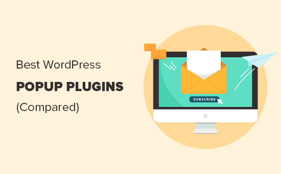 Comparing the best WordPress popup plugins