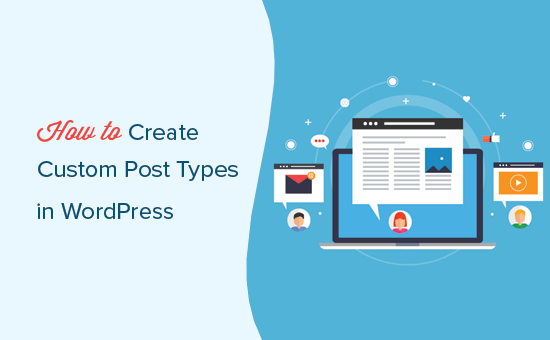 Creating custom post types in WordPress