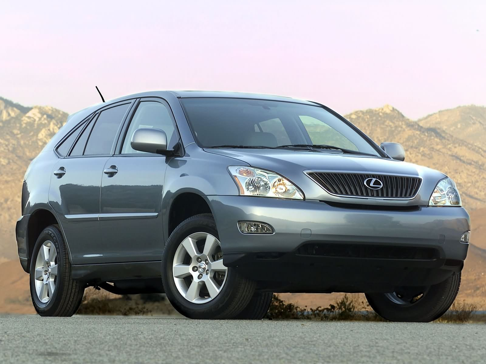 3DTuning of Lexus RX300 Crossover 2006 3DTuning unique on