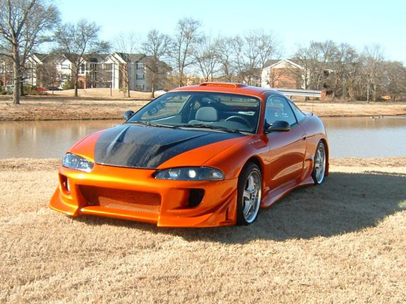 My Perfect Mitsubishi Eclipse GSX 3DTuning Probably The