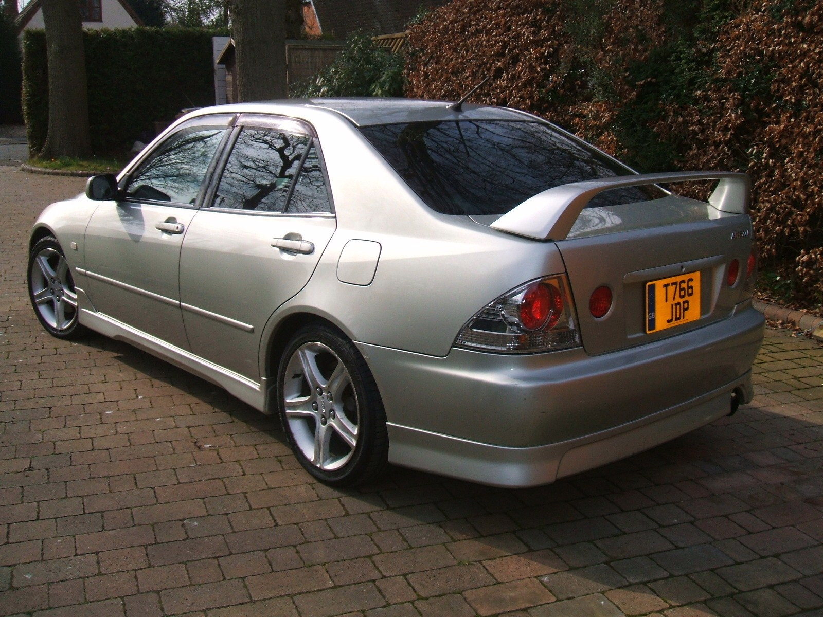 My Perfect Toyota Altezza RS200 3DTuning Probably The