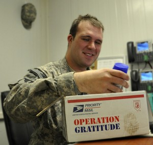 How To Send And Save On Military Care Packages