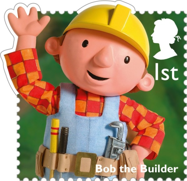 Royal Mail celebrates classic children's TV characters in ...
