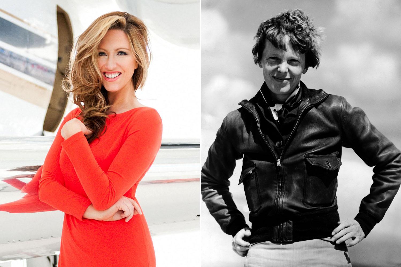 Modern Day Amelia Earhart Circumnavigates The Globe