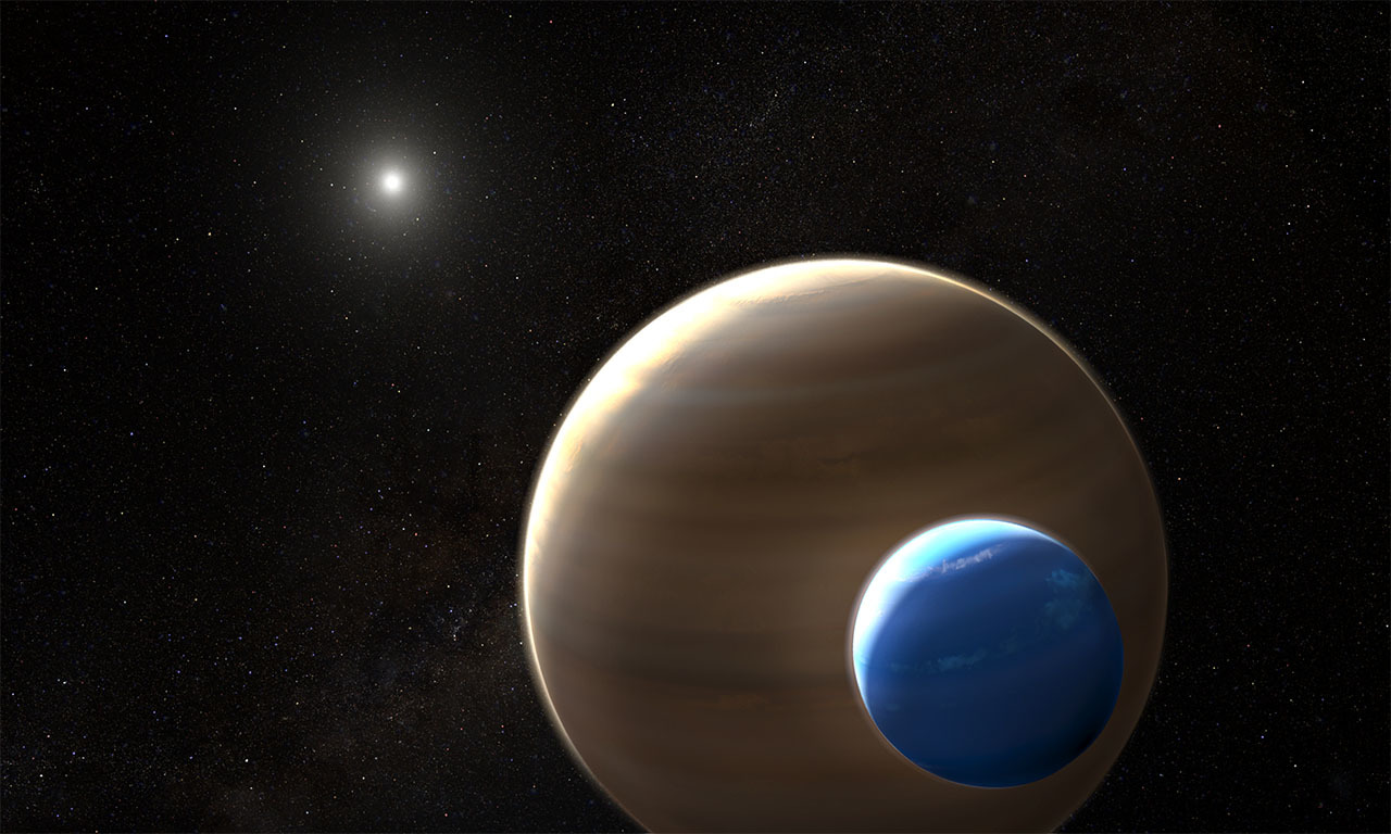First Alien Moon Detected Outside Our Solar System May Be