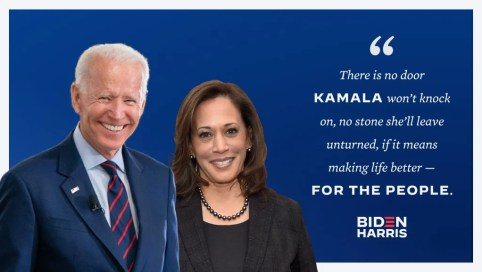 Joe Biden Announces Kamala Harris As His Running Mate For The 2020 Presidential Elections Kids News Article