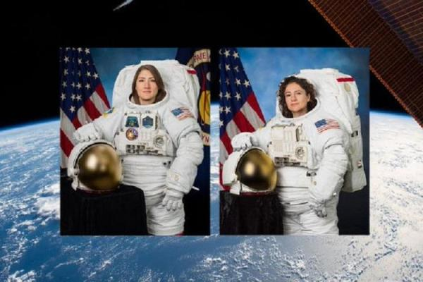 The First All-Female Spacewalk Is A Success! Kids News Article