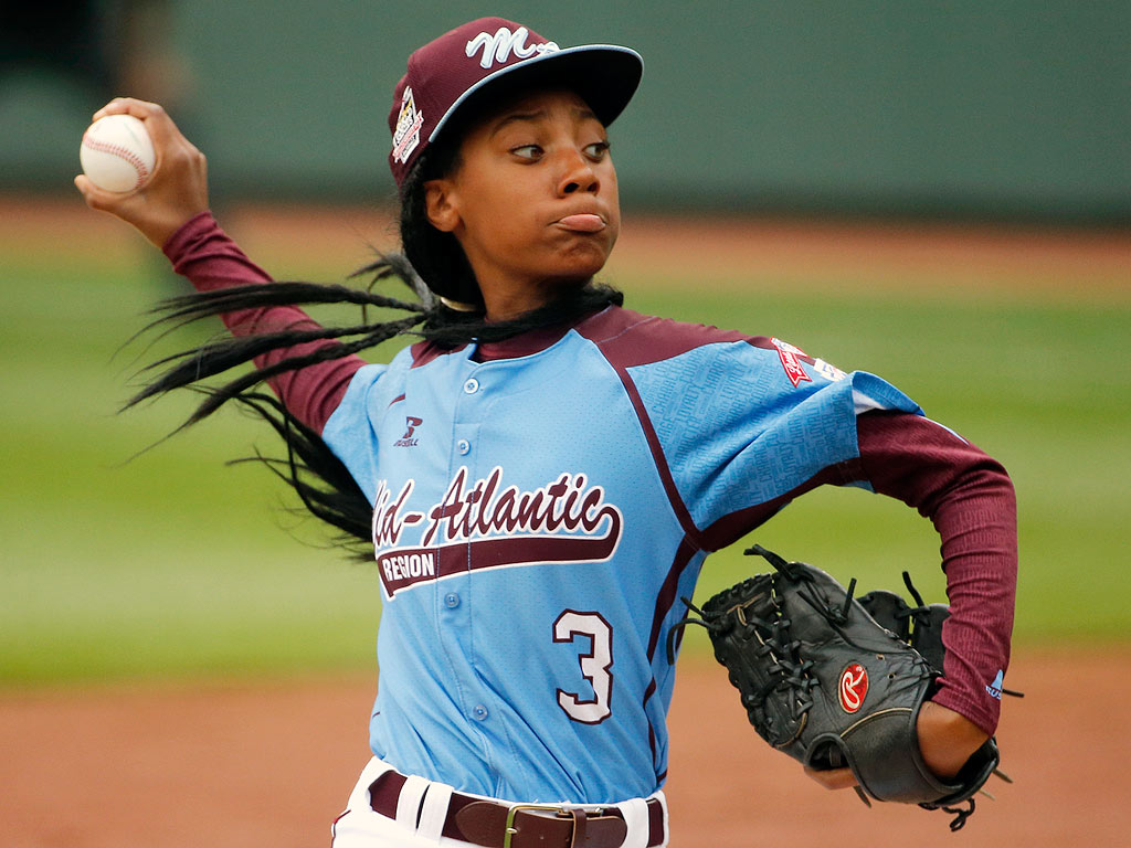 Newsflash Girls Can Play Baseball Too Kids News Article