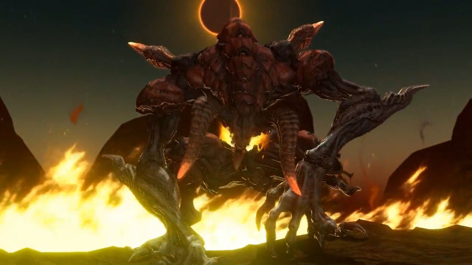 Final Fantasy XIV Ifrit Boss Fight Showcased 119 Patch