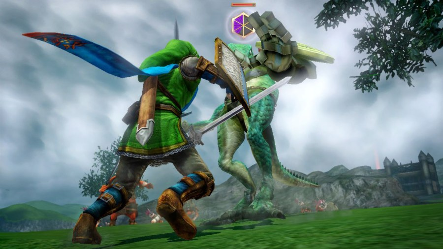 Hyrule Warriors The Thousand Hour War Miketendo64 Miketendo64