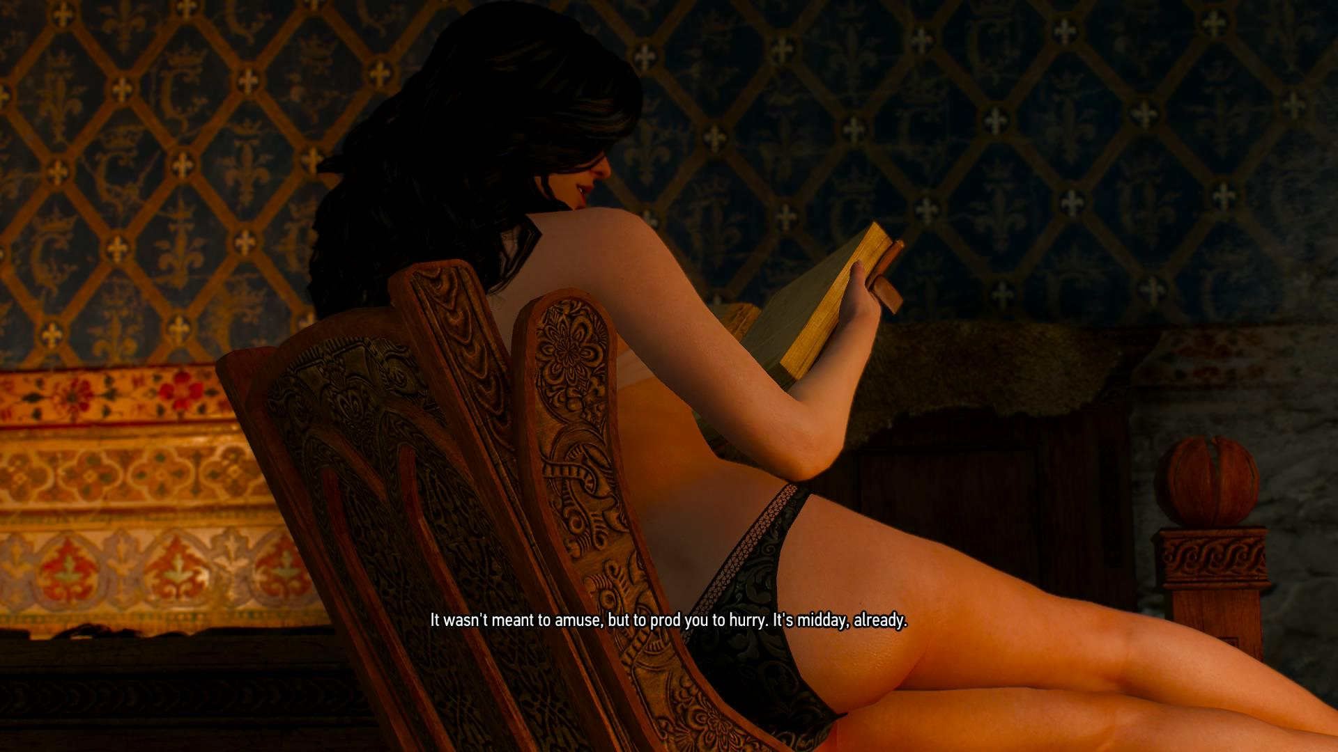 Image result for the witcher 3 sexual content