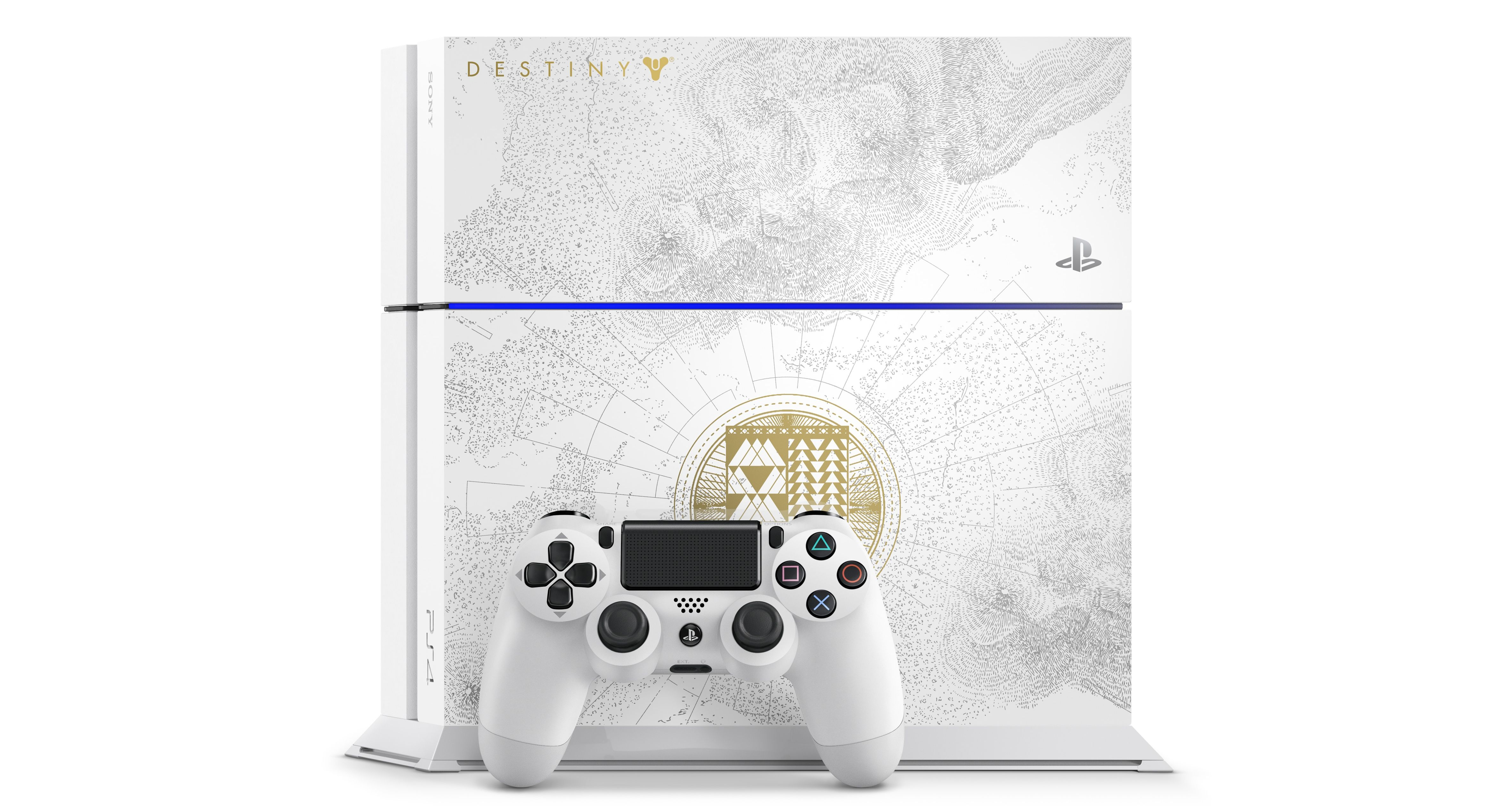 Destiny The Taken King Limited Edition PS4 And Bundle
