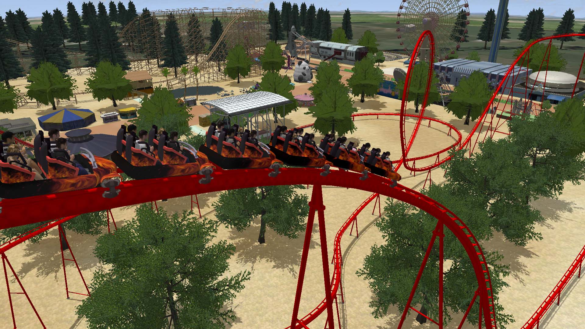 Rollercoaster Dreams Delayed To December 22nd On PS4 And